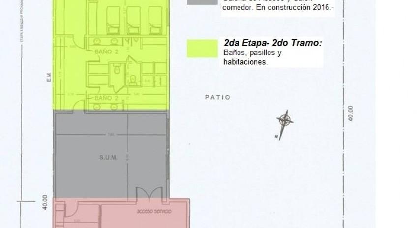 PLANO, detallando las Etapa.