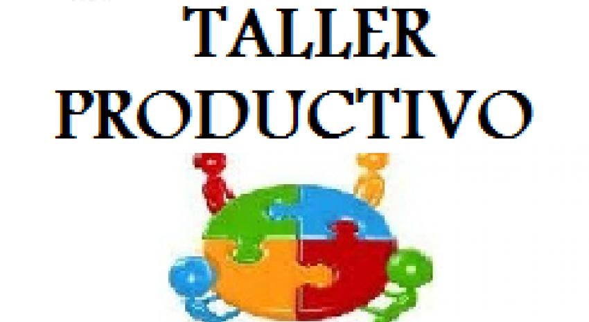 1er pedido al Taller Productivo