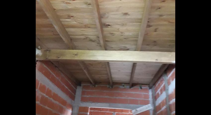 Llegando al techo